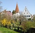Weißenhorn - Prügelturm-Diebsturm erb. 1470-1500.JPG
