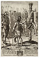 Wenceslas Hollar - Aeneas erects a trophy of the weapons of Mezentius (State 4).jpg