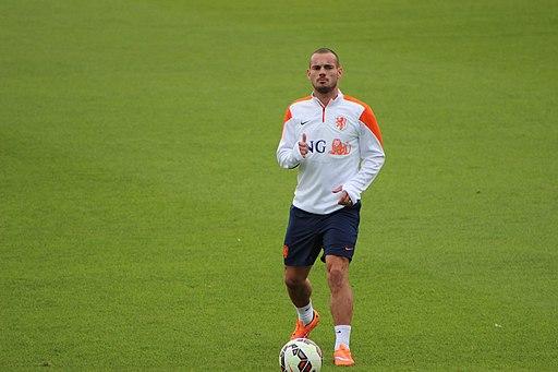 Wesley Sneijder (15487233555)