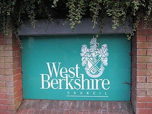 West Berkshire Council - Image: West Berkshire Council logo