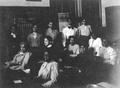 West End Adult Evening School ca1890s Boston byAHFolsom BPL.png
