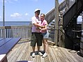 West End The Dock patio June 2005.jpg