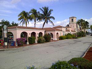 West Palm Beach station - Image: West Palm Beach SAL 002