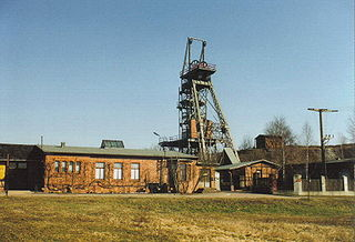 Röhrigschacht mine in Germany