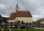 Weyregg am Attersee, die Katholische Pfarrkirche heilige Valentin Dm60218 foto5 2017-08-12 12.35.jpg