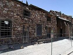 Wickenburg Vulture Mine-Assay office-1884-1