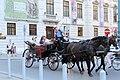 Wien-Innenstadt, Fiaker auf dem Lobkowitzplatz-3.JPG