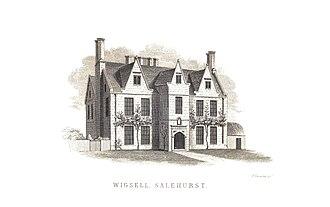 Salehurst - Image: Wigsell, Salehurst