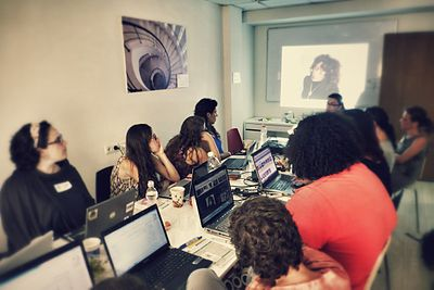 Wiki Women Editors Project - Opening Meeting (25).jpg