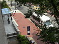 Wikimania 2012 venue from above.JPG