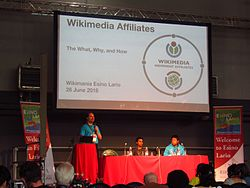 Wikimania by Rehman - Conference Day 3 (1).jpg