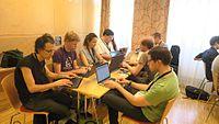 Wikimedia Hackathon 2017 IMG 4312 (34371122420).jpg