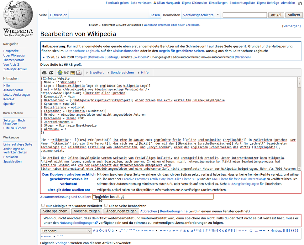 Wikipedia-artikel-bearbeiten