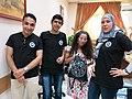 Wikipedia Education Program Arab World Meeting August 2013 14.JPG