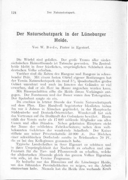 File:Wilhelm Bode Der Naturschutzpark in der Lüneburger Heide (aus Richters Reiseführer).pdf