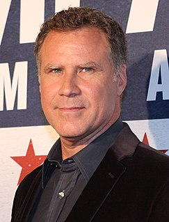 Will Ferrell American actor, comedian, producer, writer and businessman