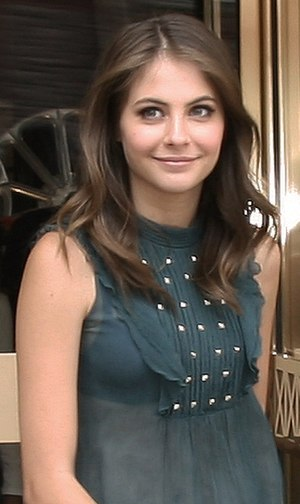 Willa Holland - Holland at the 2008 Toronto International Film Festival