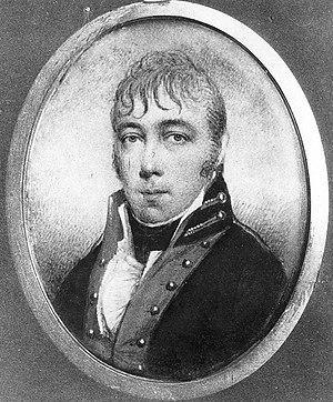 William Bainbridge - William Bainbridge, Commodore of the USS Retaliation in 1798