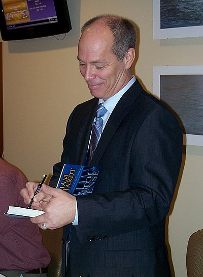 Picture of an author: William Bernhardt