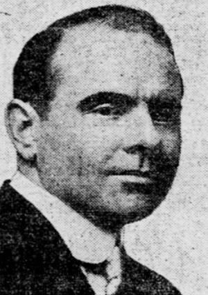 American physician William Brady.