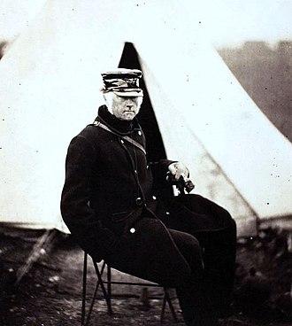 William Codrington (British Army officer) - Lieutenant General Sir W.J. Codrington, 1855