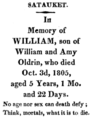 William Oldrin (1800-1805) epitath.png