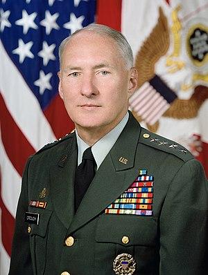 William W. Crouch - General William W. Crouch
