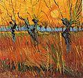 Willows at Sunset 1888 Vincent van Gogh.jpg
