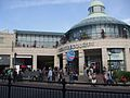 Wimbledon station east entrance.JPG