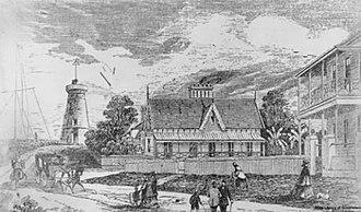 Windmill Brisbane 1865.jpg