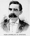 Wisconsin State Senator Charles H. Baxter w text.png