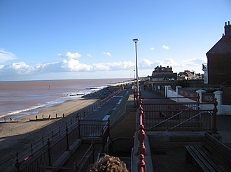 Withernsea - Withernsea sea front