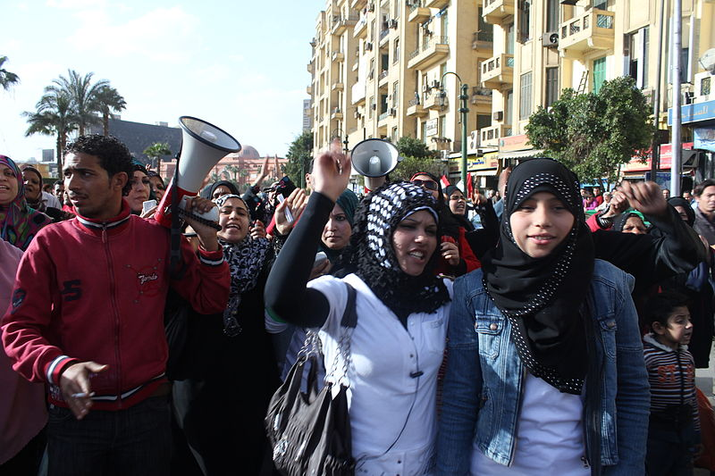 File:Women's rights protest in Egypt6.jpg