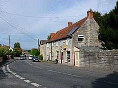 Woolavington Village Stores - geograph.org.uk - 1506877.jpg