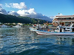 Wushi Fishing Harbour 烏石漁港 - panoramio.jpg
