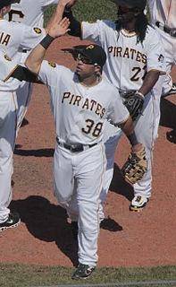 Xavier Paul Major League Baseball outfielder