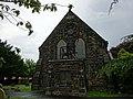 Y Drindod Sanctaidd, Holy Trinity, Rhostyllen 11.jpg