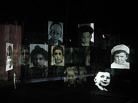 Children's memorial de Yad Vashem