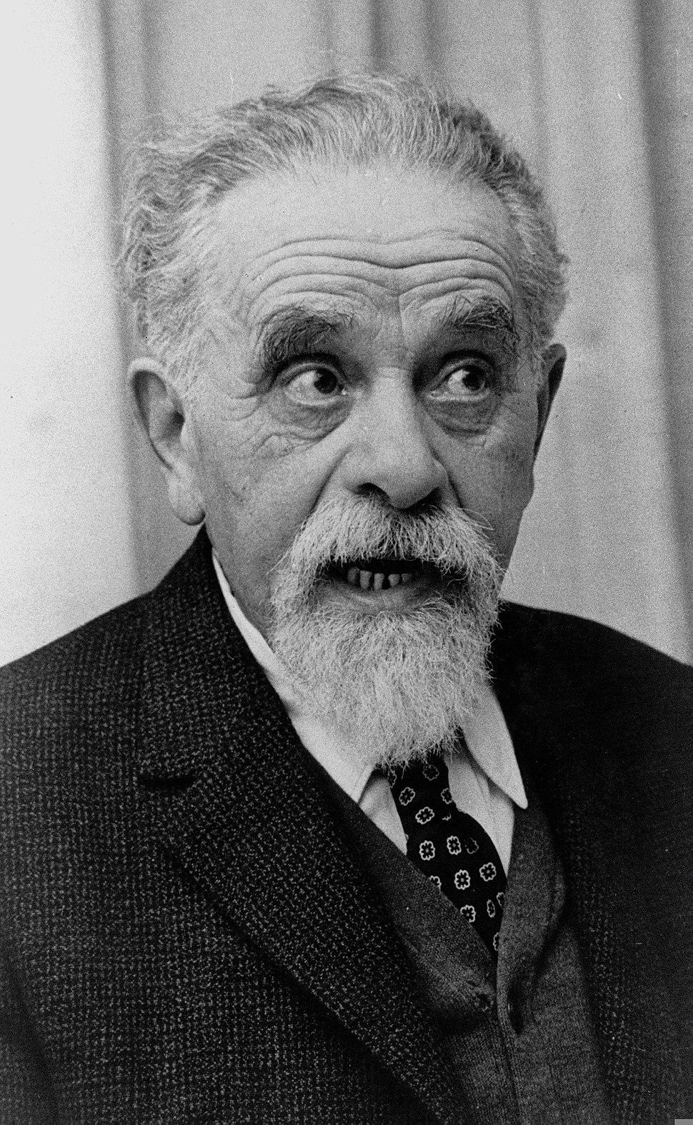 Yitzhak Gruenbaum 1948