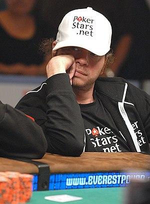 Ylon Schwartz - Schwartz at the 2008 World Series of Poker