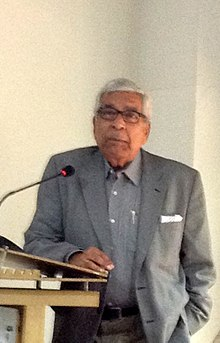 Yoginder K Alag, noted Indian Economist, India.jpg