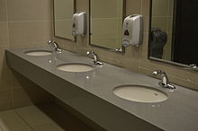 Fabulous Public Toilet Wikipedia Dailytribune Chair Design For Home Dailytribuneorg