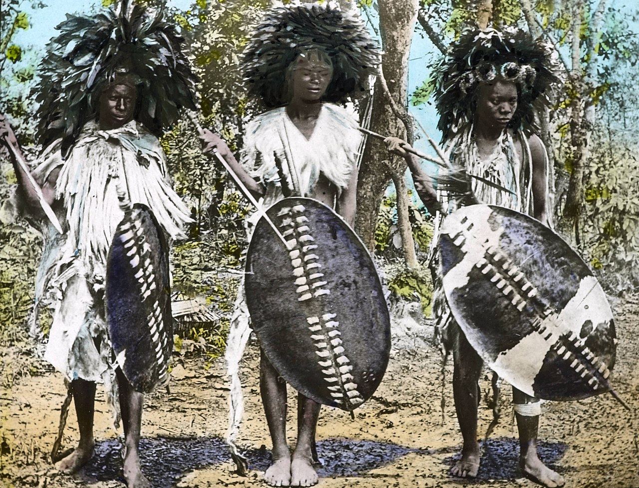 Sifudu the South Africas Xhosa Tribe Way of Cleansing and Purifying New Babies