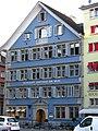 Zürich - Münsterhof - Zunft zur Waag IMG 1172.jpg
