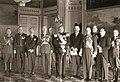 Złożenie listów uwierzytelniających prezydentowi RP przez posła Jugosławii NAC 1-D-908.jpg