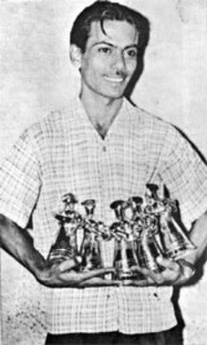Zahir Raihan - Image: Zahir Raihan (1935–1972)