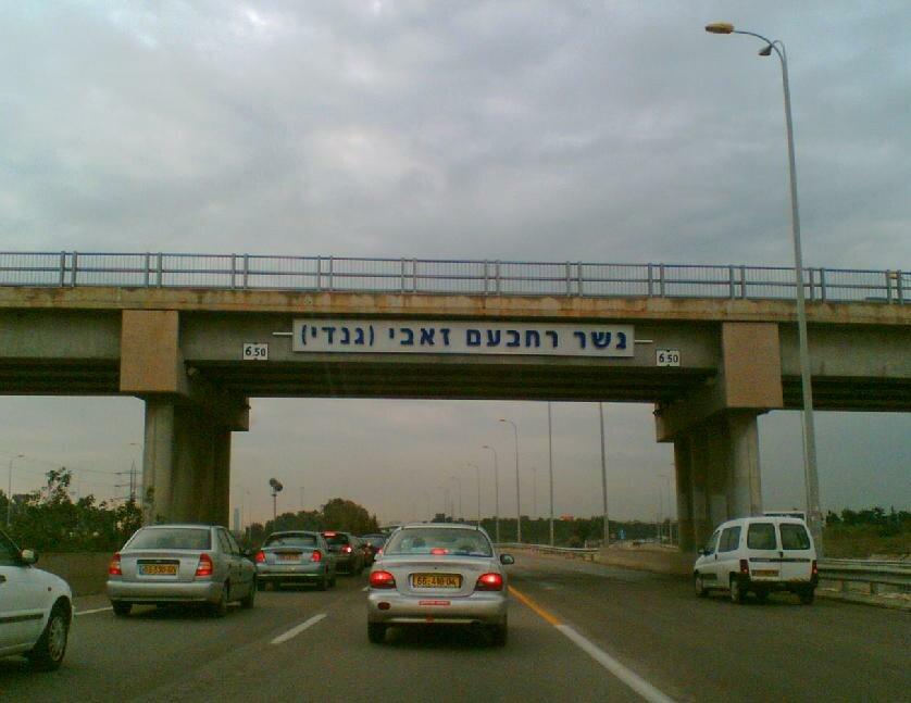 Zeevi bridge