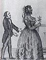 Zirkus Theodore Lent mit Julia Pastrana.jpg