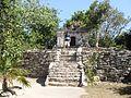Zona Arqueologica de Xcaret - panoramio.jpg