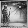 """A PLEDGE AND A PRAYER - AND ON EARTH PEACE, GOOD WILL TOWARD MEN"" - NARA - 535648.tif"